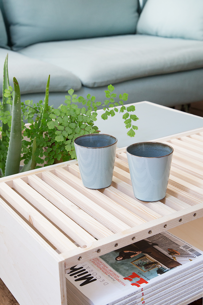 Table Basse Diy Diy Une Table Basse Modulable