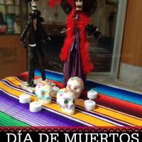 Día de Muertos Altars, Caravelas & More!