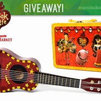 Design Talk: The Book of Life Movie {Giveaway}