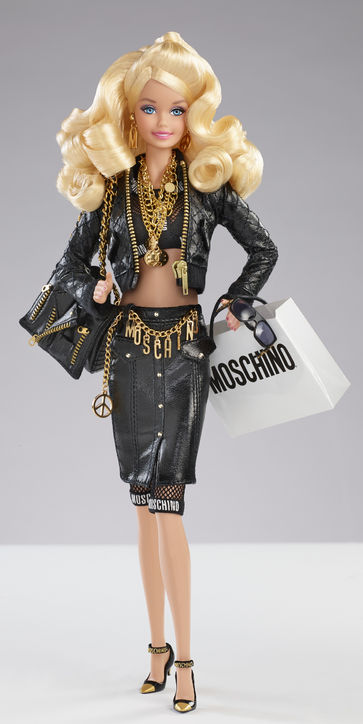 barbie limited edition moschino 137