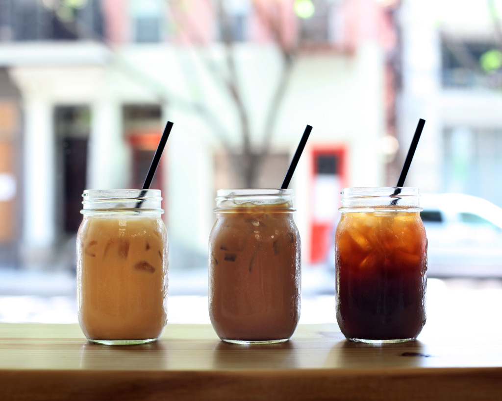 Americano Coffee With Almond Milk All The Iced Drinks You Need Are Right Here Mammoth Espresso