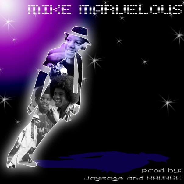 Mike Marvelous - Jaysage & MeccaGodZilla CD