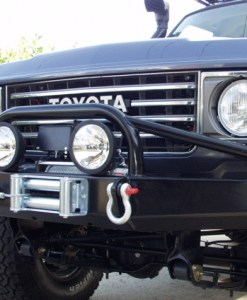 4-Plus 60 Series Deluxe Winch Bumper 2