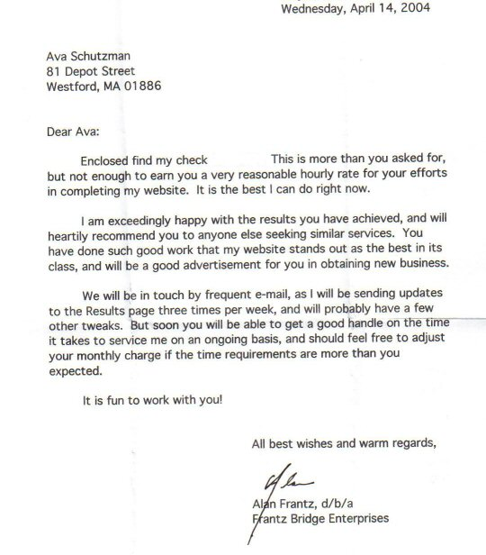 Recommendation Letter Formats Sample Graduate School - letters of recommendation for student