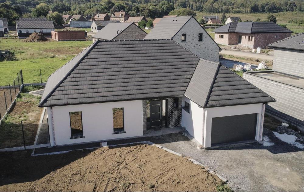 Constructeur maison en Nord-Pas-de-Calais - Habitat Concept - Cout Annexe Construction Maison