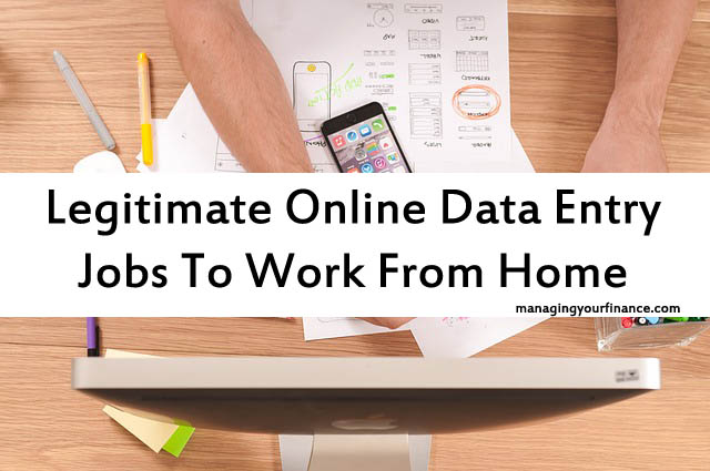 Work From Home Data Entry Jobs California - Work at home data entry