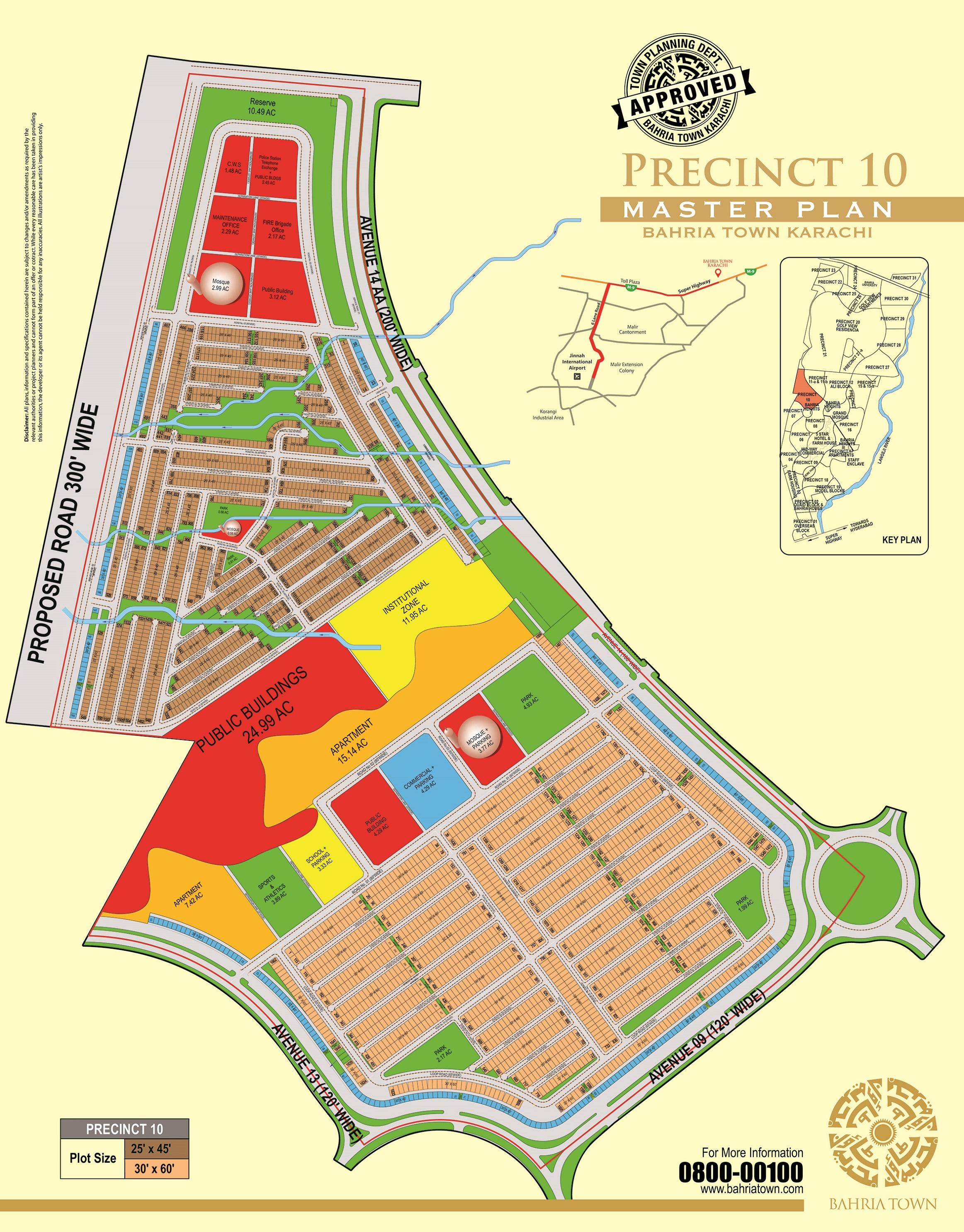 how to find precinct number