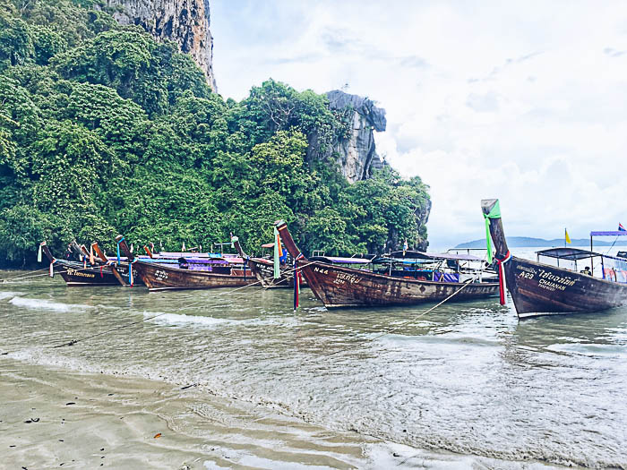 Railay Bay Krabi