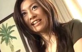 食べ頃の元モデルが初撮りで初体験の電マにヒクヒク痙攣ギブアップ。麻生京子