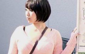 デカパイの女子大生が満員バスで凌辱され潮吹き腰砕け!前田優希