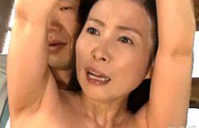 未亡人オバサンが力づくで凌辱されビクビク痙攣w工場内に緊縛され4P膣内射精セクロス!松下美香・遠野麗子