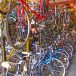 Bicycle Storage Room