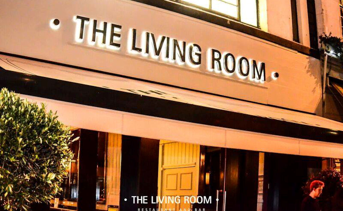 The Living Room Restaurant The Living Room Manchester