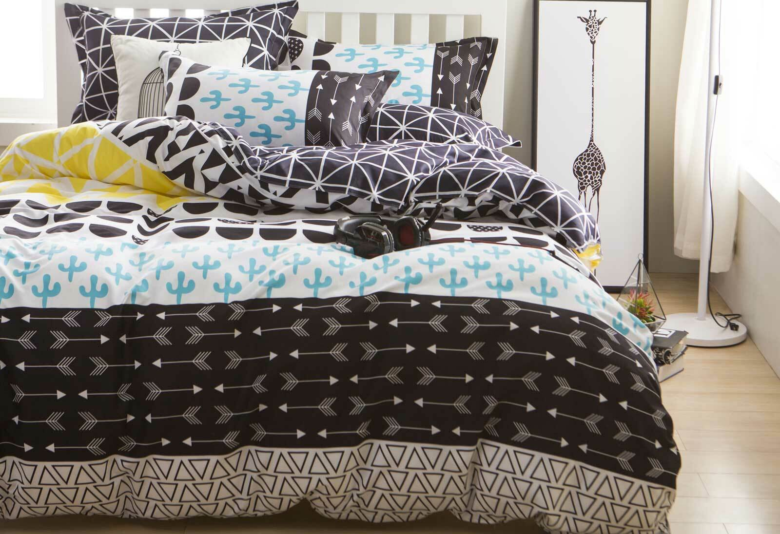 Queen Size Doona Covers Ricoco Alford Quilt Cover Set Doona Cover Set