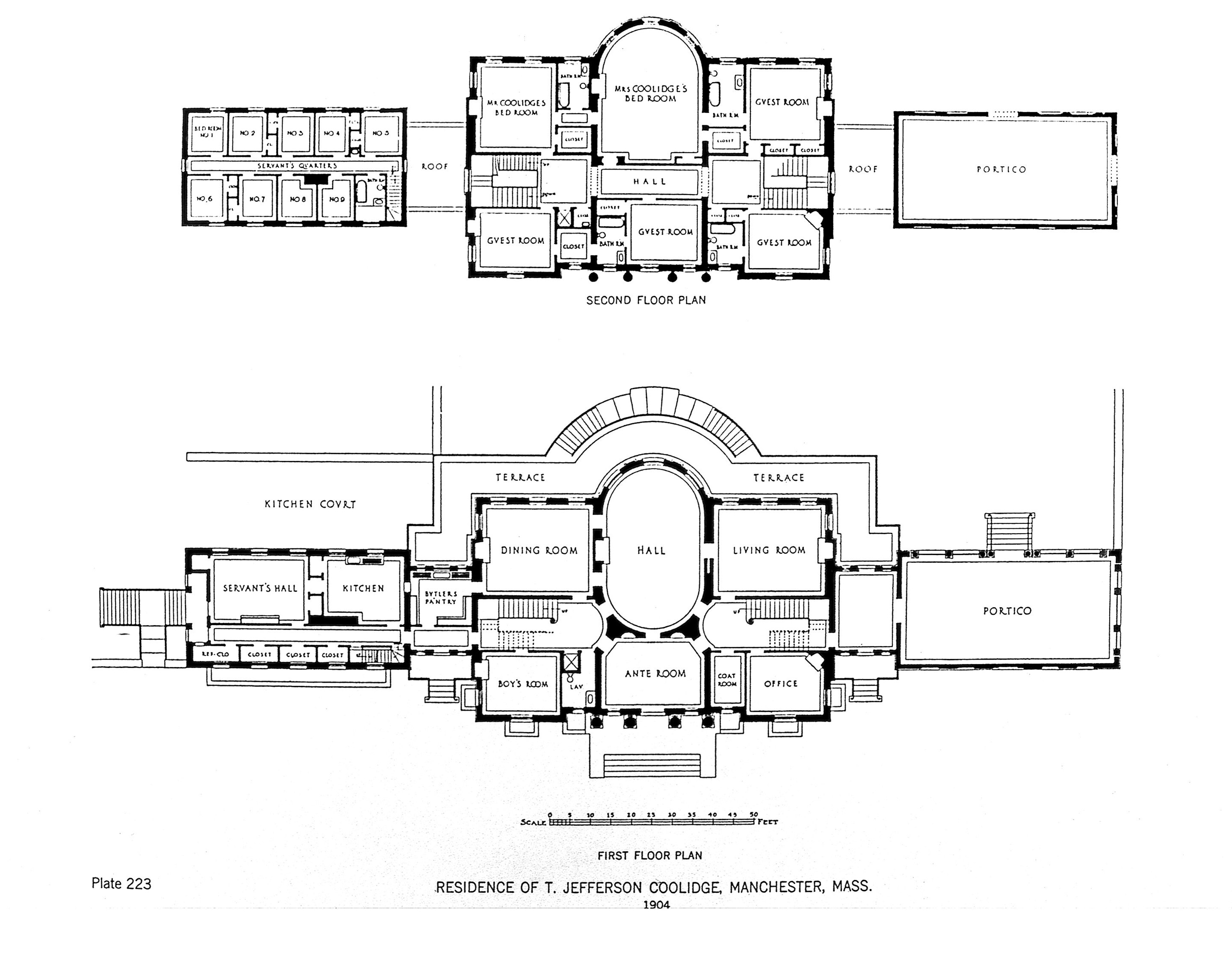 Marble Palace Floor Plans Manchester Historical Museum