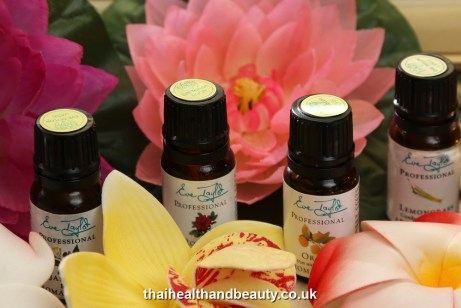 Aromatherapy Oils Used in Thai Aromatherapy Massage