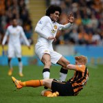 AFP Getty Images fellaini stamp