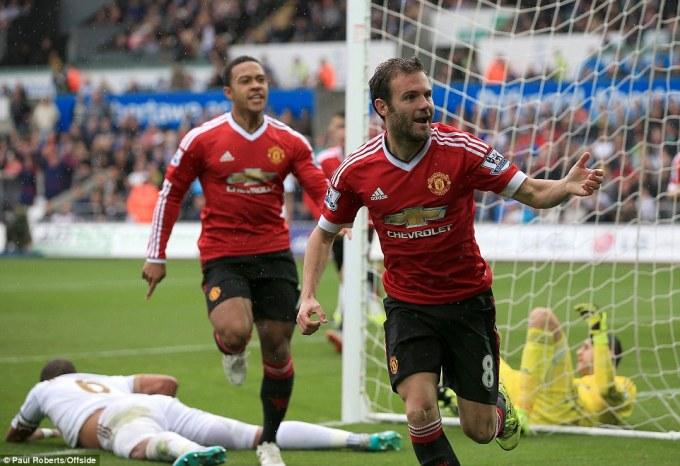 Paul Roberts:Offside Mata Goal