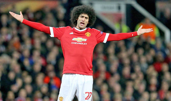 Marouane Fellaini 653561
