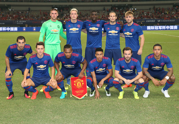 Manchester United v Borussia Dortmund: Pre-Season Friendly