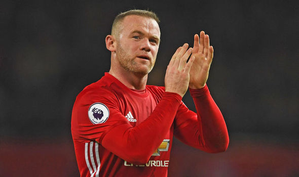 Manchester United star Wayne Rooney 777699
