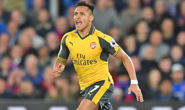Alexis Sanchez Arsenal 790534