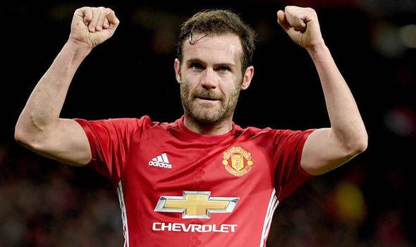 Manchester United Juan Mata 792967