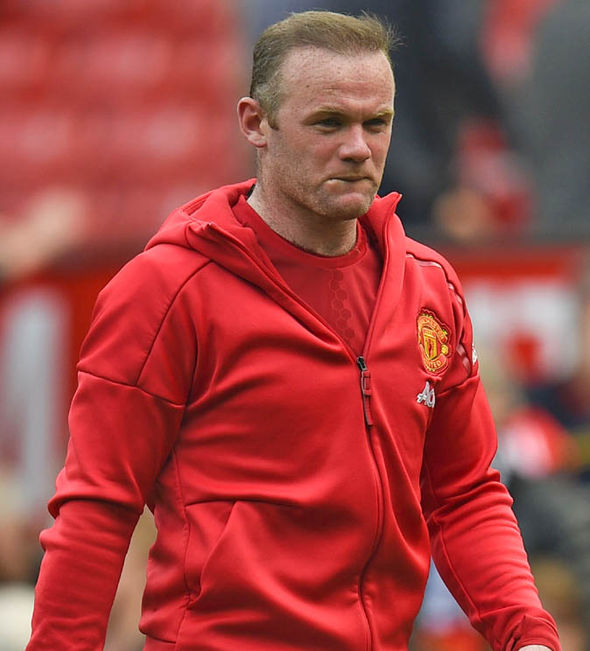Rooney wants to play more minutes than he has this season 930442