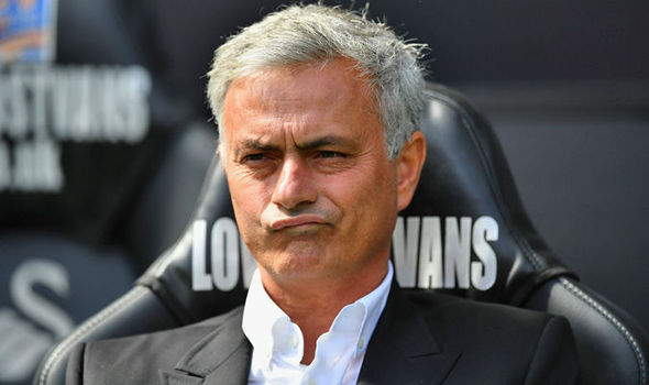 Jose Mourinho 843337