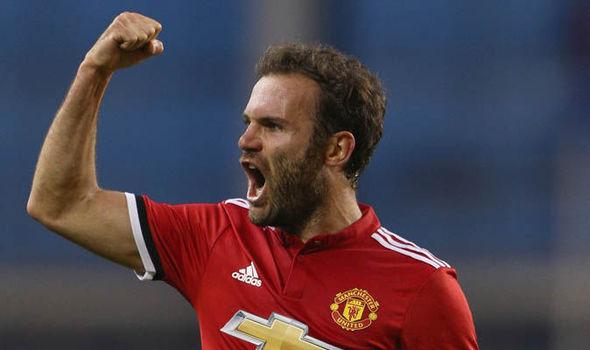 Manchester United Transfer News Roma Juan Mata 836797