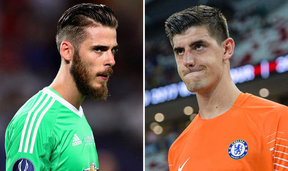 Real Madrid Transfer David de Gea Manchester United Thibaut Courtois Chelsea 840116