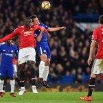 Manchester United's Belgian striker Rome