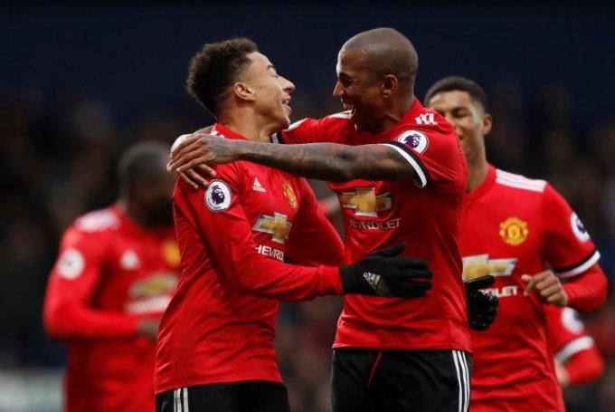 Premier League - West Bromwich Albion vs Manchester United