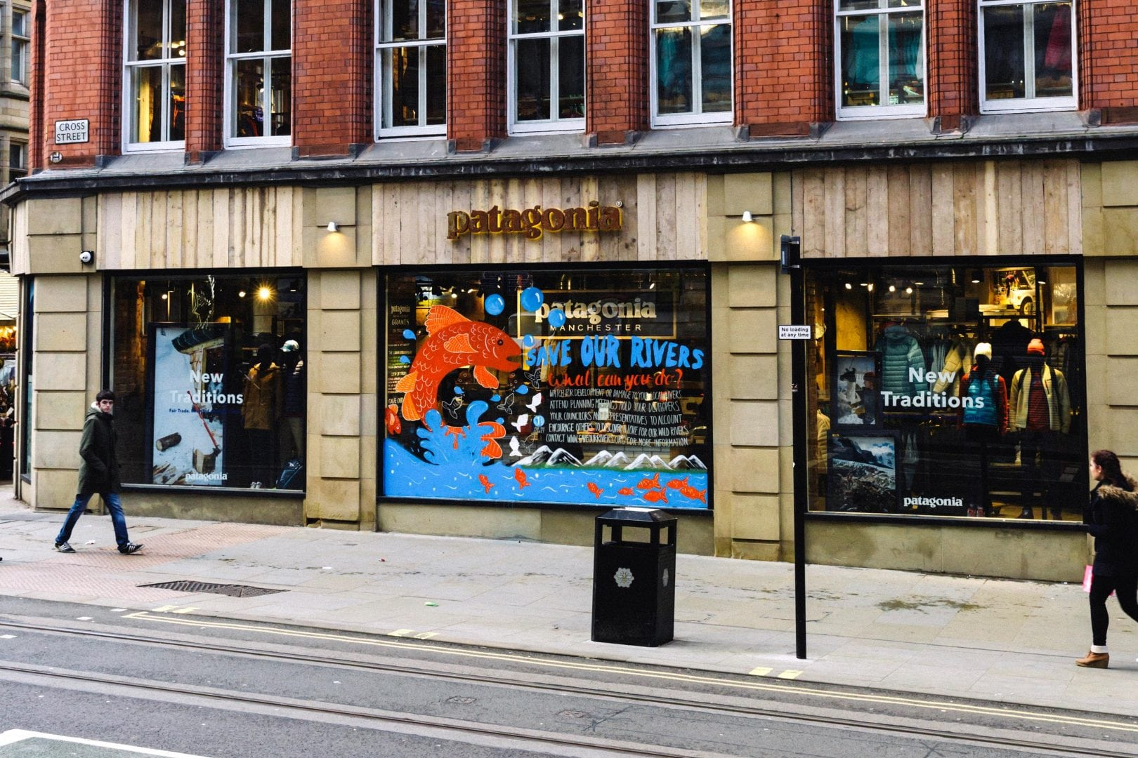 Store Exterieur Nancy Patagonia Comes To Manchester An Interview With Alex Weller The