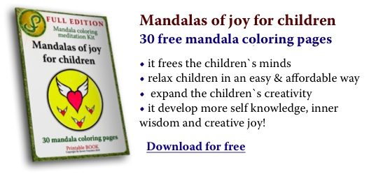 Free Mandala Coloring Pages For Children - how to get pages for free