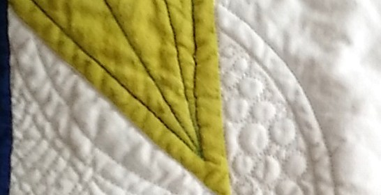 Quilting Technique of the Week: When fabric bleeds