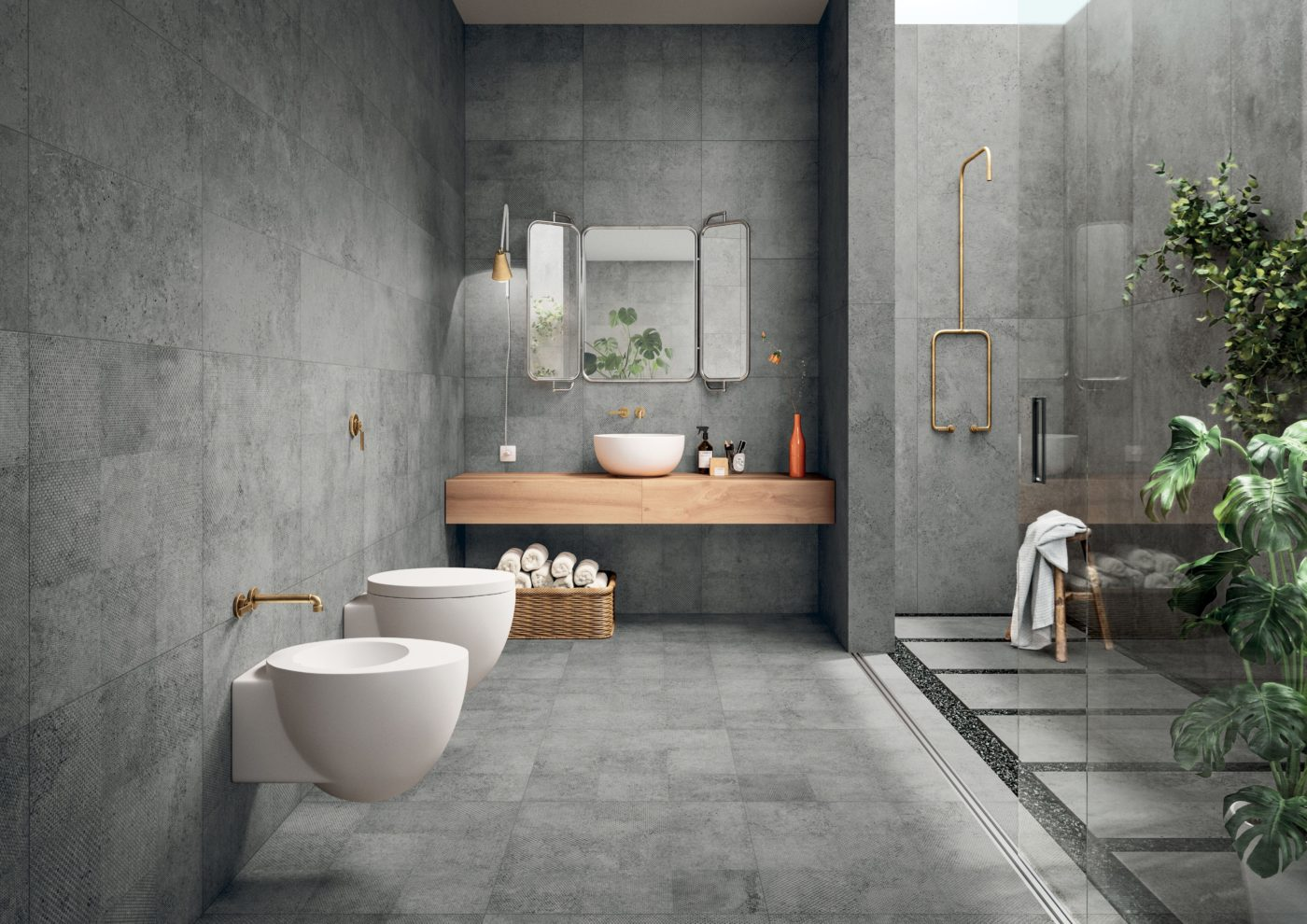 How To Design The Ultimate Bathroom Mandarin Stone
