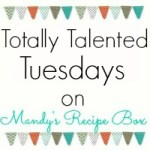 Totally Talented Tuesdays #1