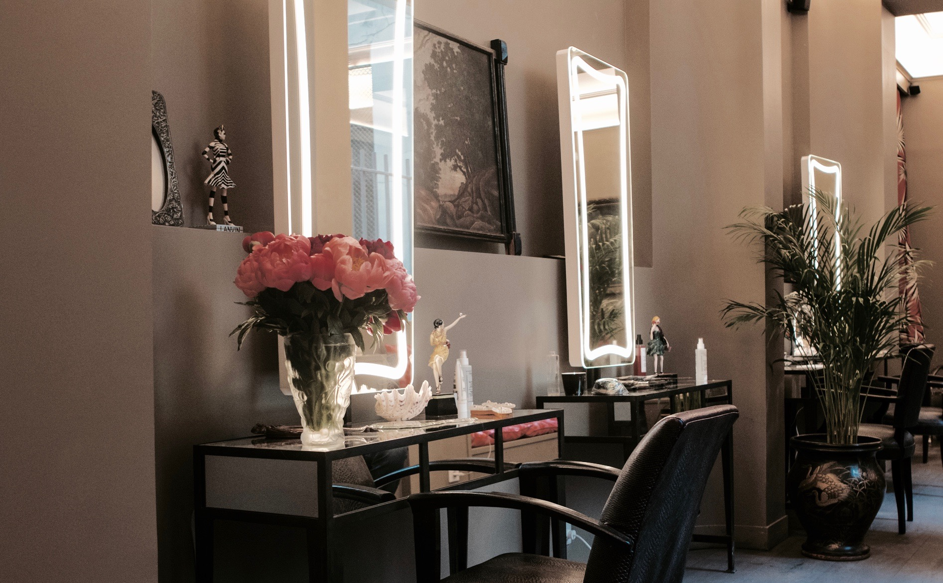 Christophe Robin Salon Mane Addicts This New Salon Is The Chicest Sanctuary In