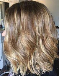 Photos Of Brown Hair Colored Blonde Or Bronde Hairstyles ...