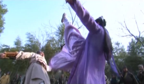 A high kick from Princess Changping