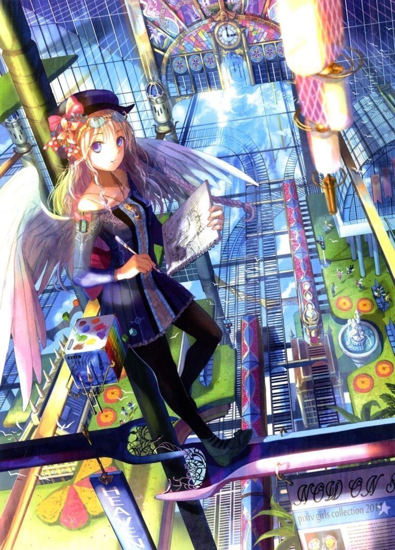 Kawaii Wallpapers Cute Image Manga Qui Dessine Et Peint Page 2