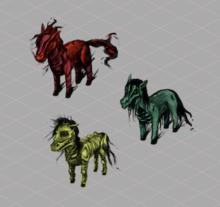 kellys-original-sketches-of-the-horses-for-the-horsemen-of-the-habbocalypse