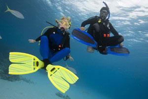 padi peak performance buoyancy course