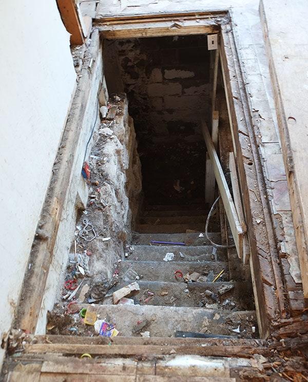 Bluestone Basement Laundry The Big Reveal! Manhattan Nest