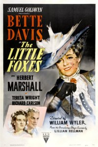 LITTLE FOXES POSTER