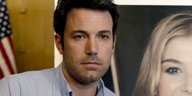 "Celebrity Skin: Ben Affleck's Dick In ""Gone Girl"""