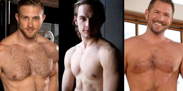 Editor's Picks: The 100 Sexiest Men Of 2014
