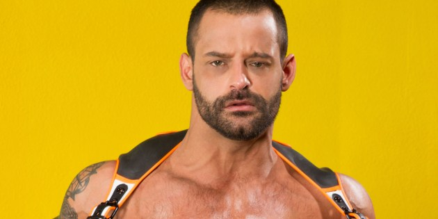 An Interview With David Benjamin: Thoughts On Rentboy, Bareback & More