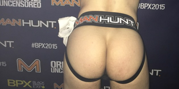 Black Party Recap: Butts, Butts, Coal & Butts